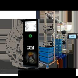 Matériel solutions packagées - gestion et traçabilité