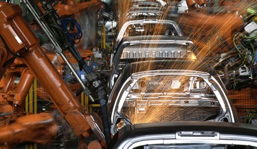 industrie automotive
