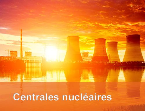Centrales nucleaire