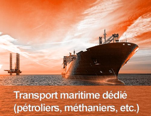 transport maritime petrolier