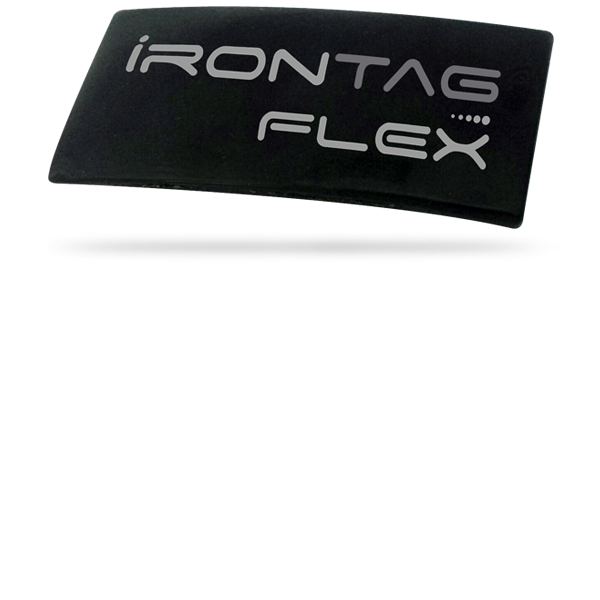 IronTag® Flex - Tag métal souple UHF high memory