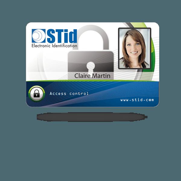 CCT - UHF ISO cards