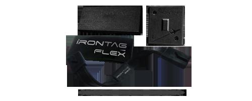 pièces métalliques - tags métal durcis IronTag UHF