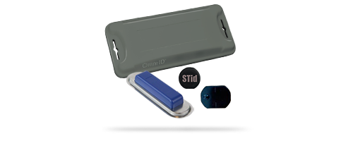 Tags durcis UHF traçabilité industrielle