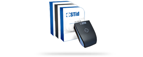 Example of software kit by STid Industry