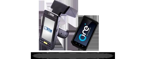 Terminaux mobiles industriels UHF