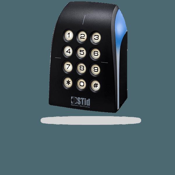 ARCS-B/BT - 13.56 MHz DESFire® EV2 + Bluetooth® keypad readers