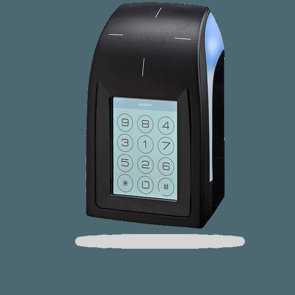 ARCS-C/BT - 13.56 MHz DESFire® EV2 + Bluetooth® touch screen/keypad readers