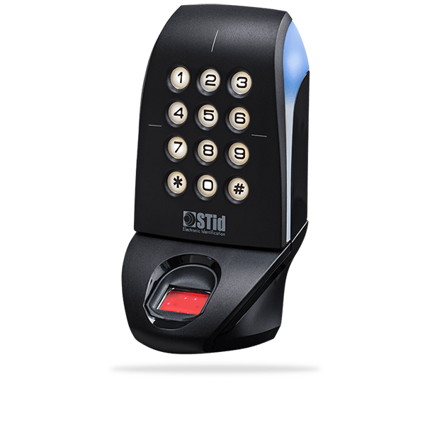 ARC-E - 13.56 MHz DESFire® EV2 keypad biometric readers