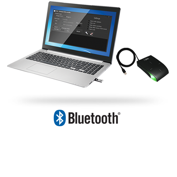 SWEDGE Blue - Bluetooth® credential enrollment kits