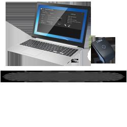 SWEDGE UHF - Kits d'enrôlement des identifiants UHF